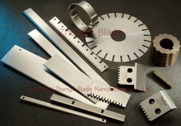 Provide, Printing serrated blade, serrated blade cutting plane, tooth length cutter