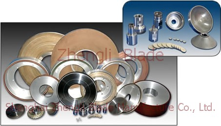 Suppliers, Slitting Bodao wheel, carbide blade wheel, carbide circular blade grinding wheel